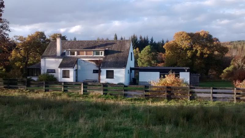 Dounie Lodge, Ferienwohnung in Lairg