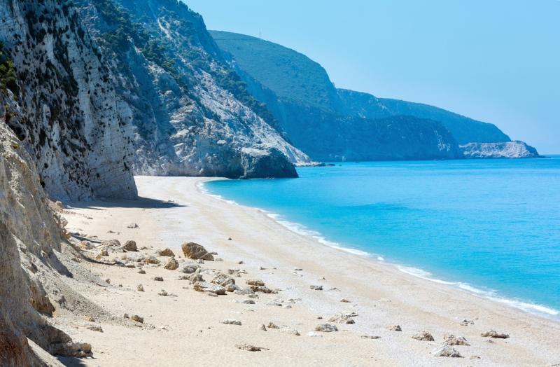 The fantastic EGREMNI beach