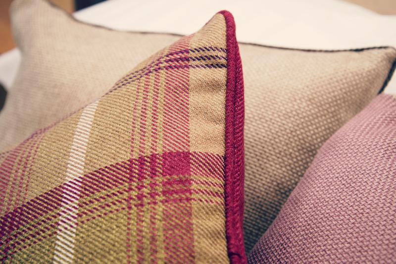 Quality fabrics & furnishings