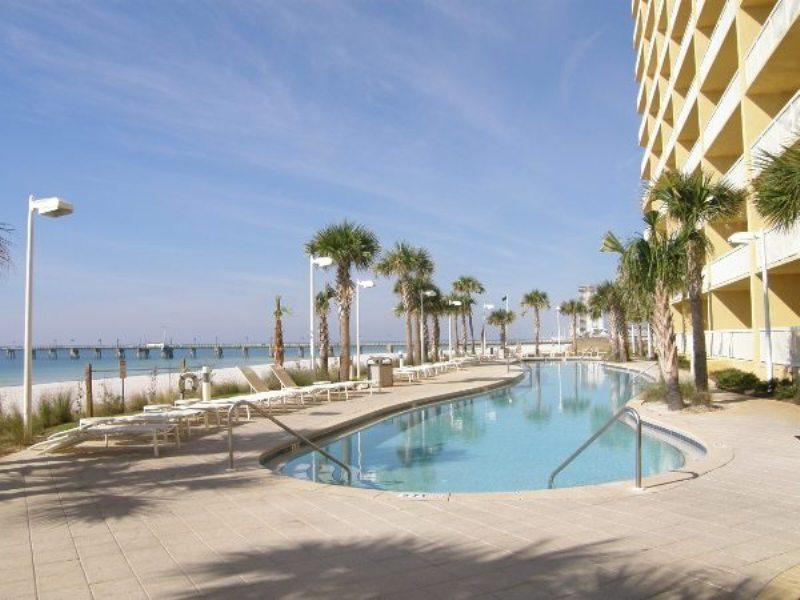 Calypso Resort Pool w/ Gulf Views