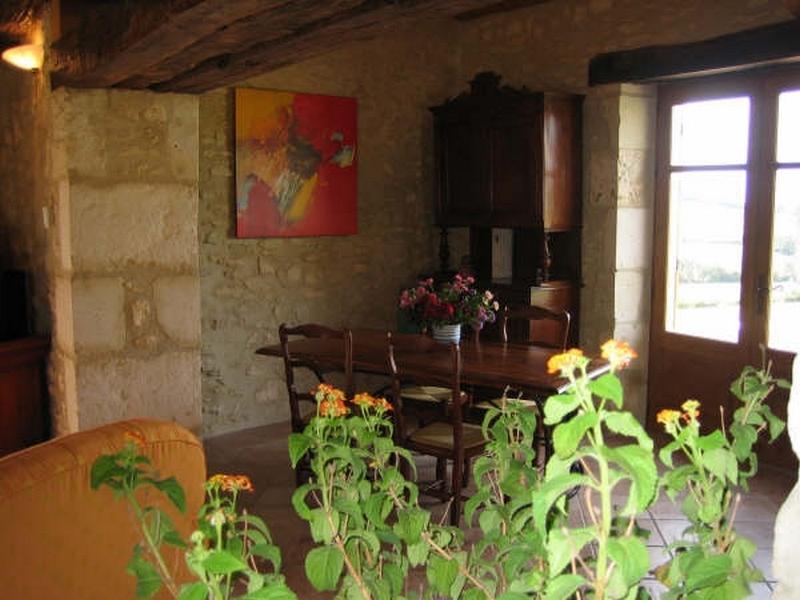 gite-Valence-gers-salle-manger