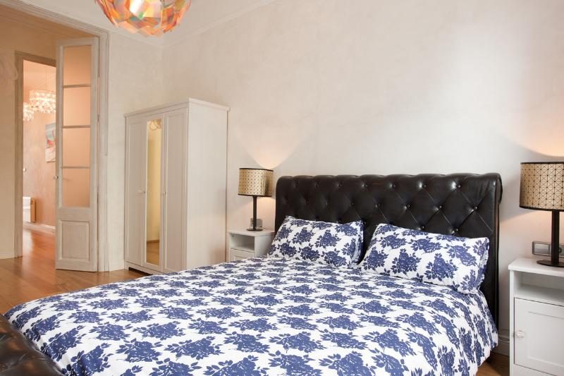 Master Berdroom met king size bed