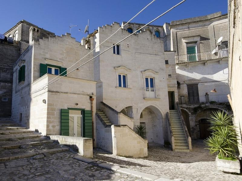 Holiday House in the Heart of the Sassi.