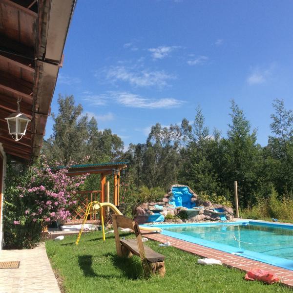HOSTERIA QUINTA EMILIA, location de vacances à Tababela