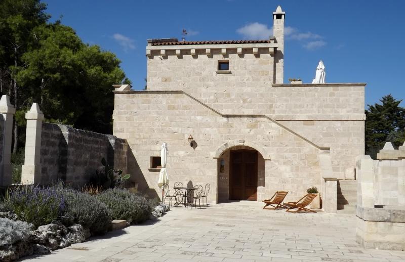 Masseria Caliani Appartamento Fico d India, vacation rental in Serrano
