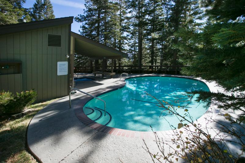 Pool & Hot Tub onsite