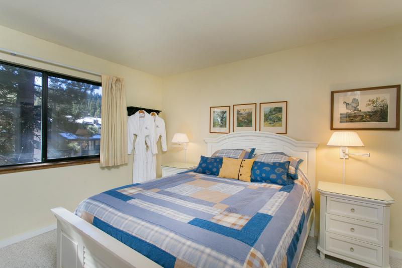 Second Master Bedroom With A Queen Bed