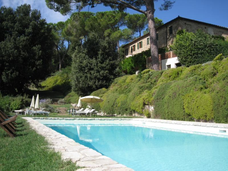 Casa Azalea - Tuscany Cook, holiday rental in Badia a Cerreto