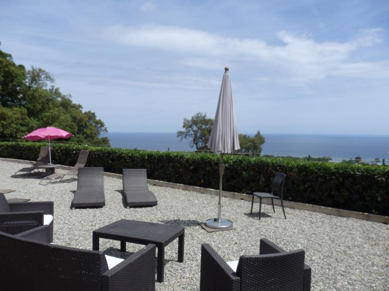 Rez De Chaussee, alquiler de vacaciones en Santa Lucia di Moriani