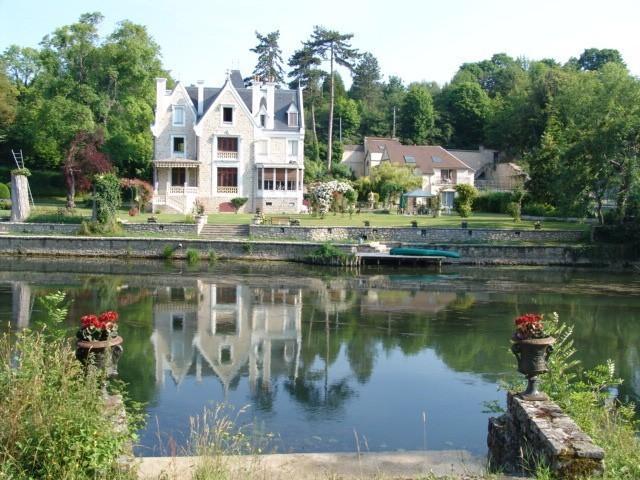 Les gites de l'Ile Noblet, vacation rental in Seine-et-Marne