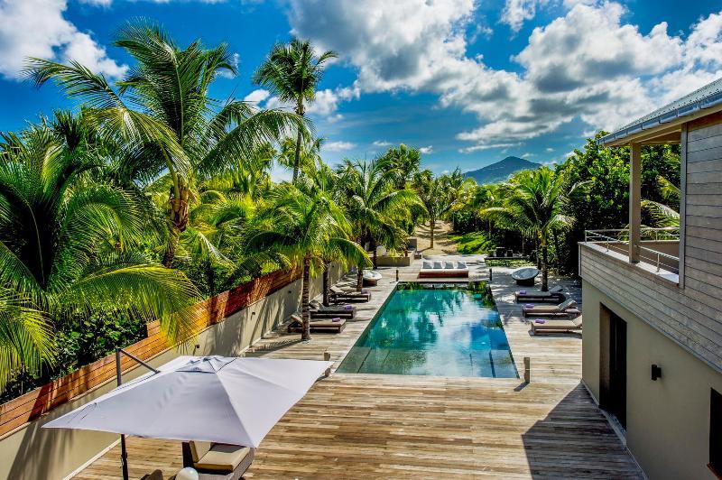 Villa K, alquiler de vacaciones en Anse des Cayes