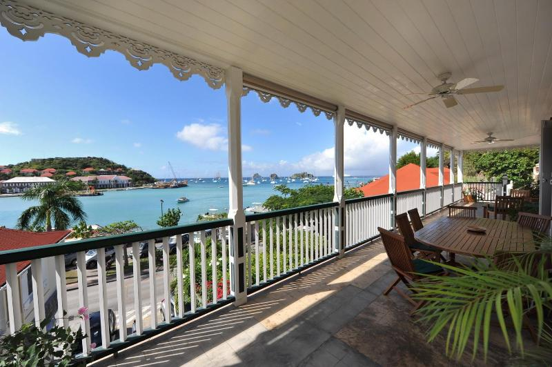 Vialenc, vacation rental in Gustavia