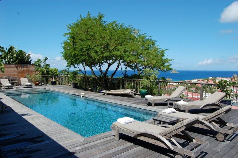 Serenity, aluguéis de temporada em Gustavia