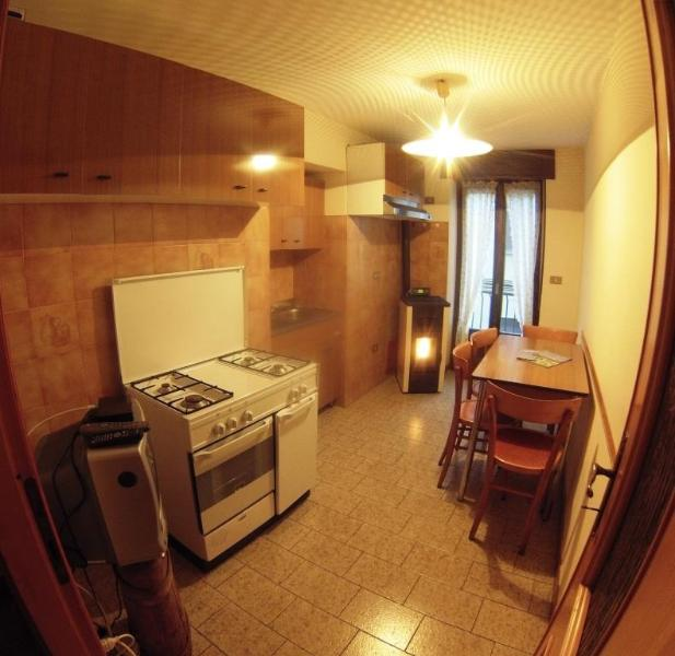 Living-room with kitchen-living room with kitchenettes