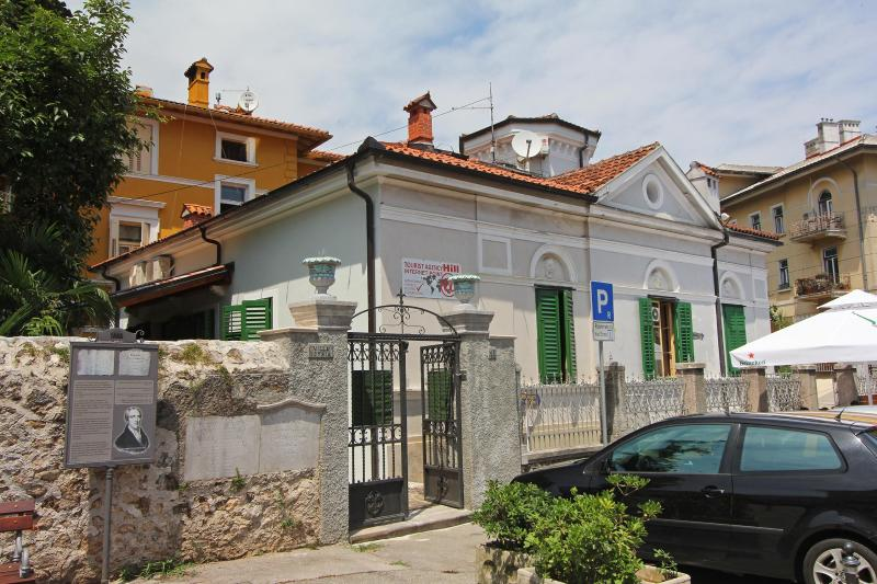 Villa Istria, alquiler vacacional en Lovran