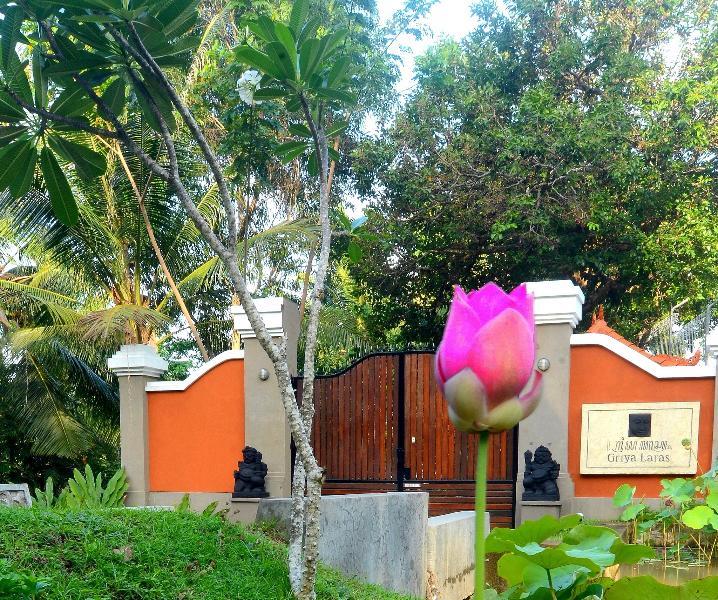 Villa Laras - Entrance gate