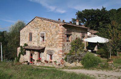 agriturismo dondoli bio farmhause rosa, holiday rental in Volpaia