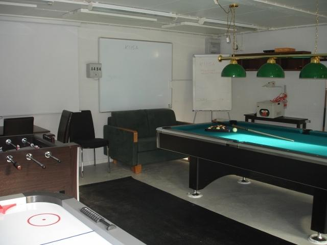Billiard/games/confeerence room (common with Kiisa A)
