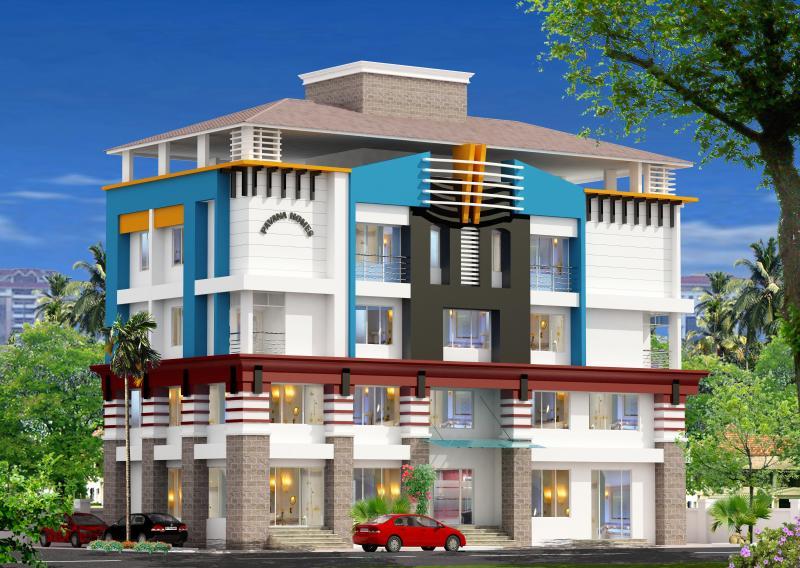 Pavana Homestay (Luxury service apartment), holiday rental in Maradu
