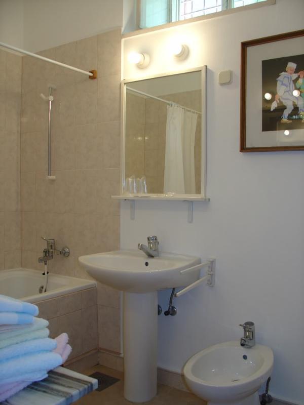 Estudio plana 'Mare' - baño