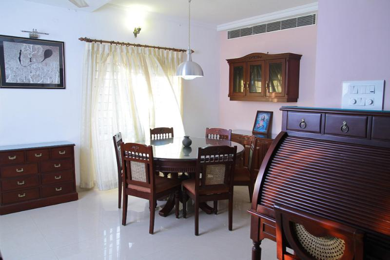Fortbeach Serviced Apartments, location de vacances à Cochin