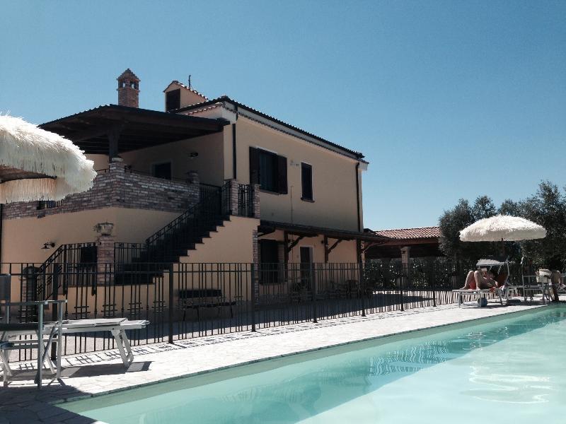 Casale Giacinta, Ferienwohnung in Villa Oliveti