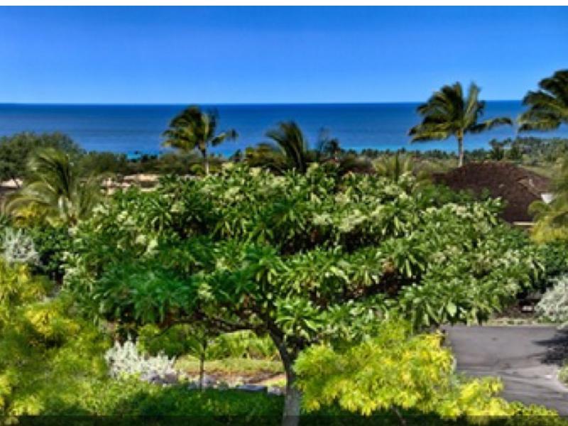 Vue panoramique sur l'océan de l'intérieur/extérieur des salles de séjour, cuisine, chambre à coucher principale