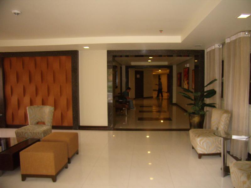 lobby principal Villa