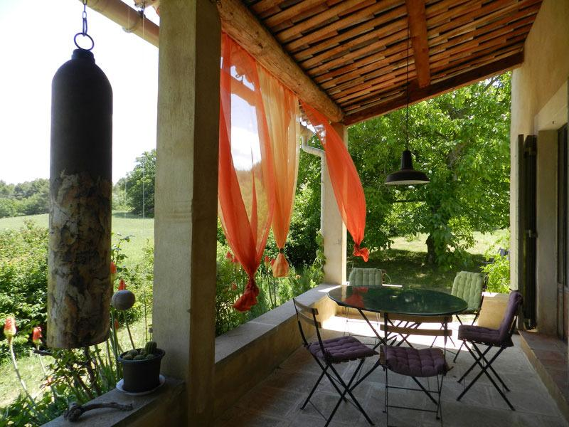 Maison d'artiste, vacation rental in Gargas