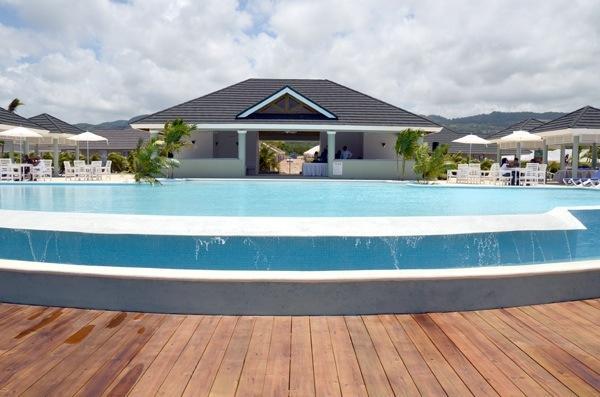 1st Communal Pool House