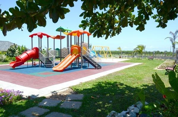 Communal Kids Playground