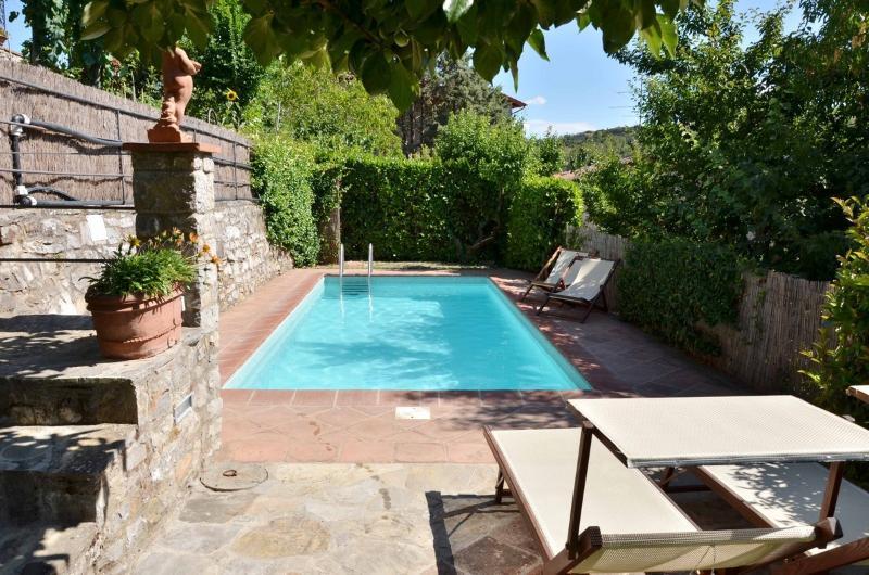 Casa Ciaccheri, alquiler de vacaciones en Gaiole in Chianti