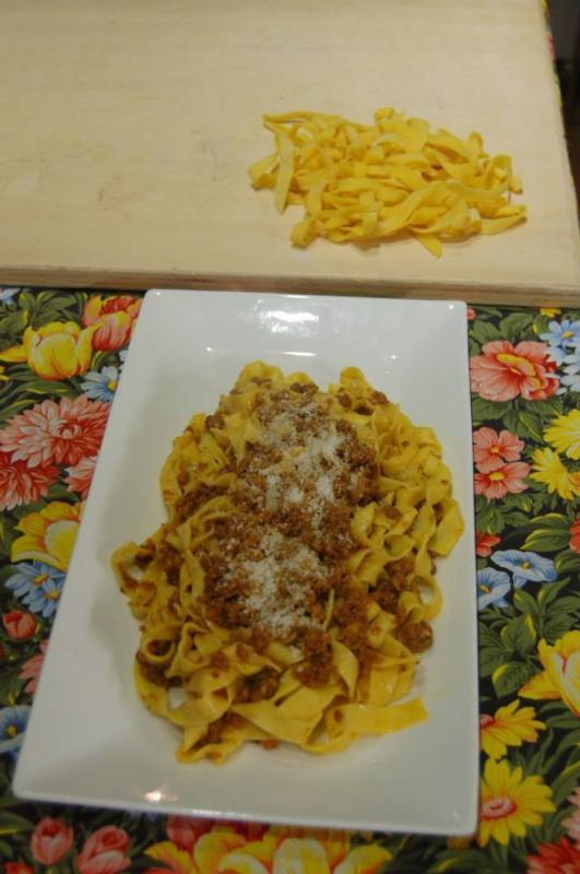 Food from Emilia Romagna - the best in the world