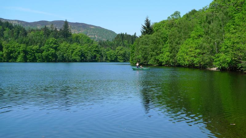 Loch Fascally