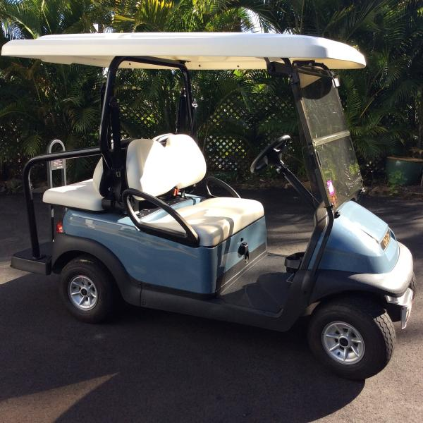 A buggy is included for your entire stay with us