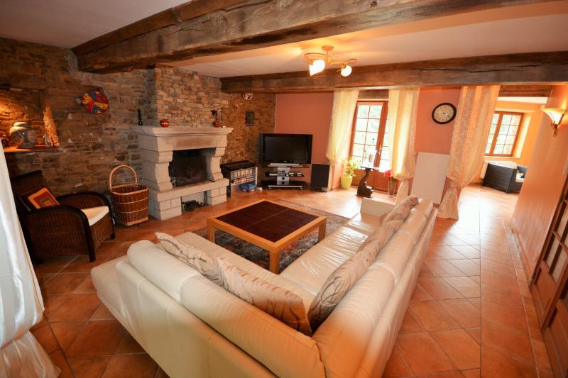 Farmhouse Lounge.