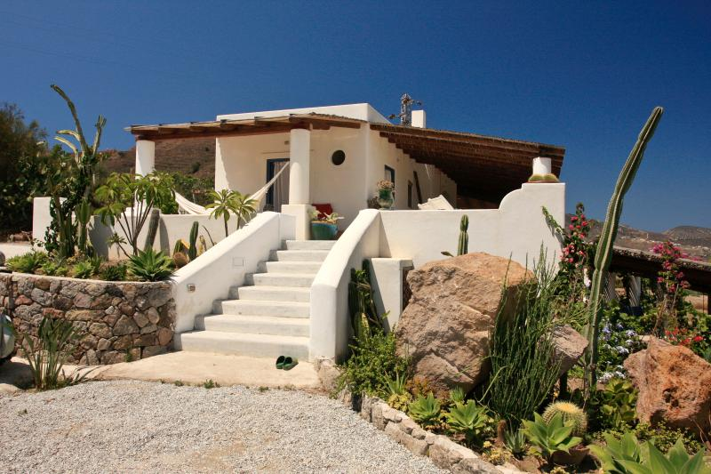 B&B Al Salvatore di Lipari, holiday rental in Aeolian Islands