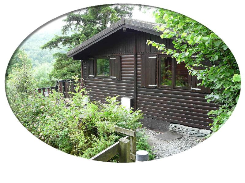 Boltons Tarn Luxury Log Cabin, holiday rental in Ambleside