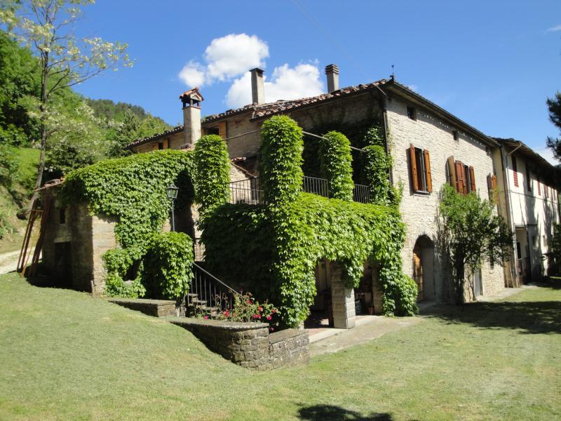Farmhouse  Vaiursole, holiday rental in Popolano