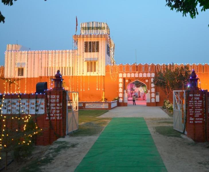 JYANI NATURAL FARM, holiday rental in Punjab