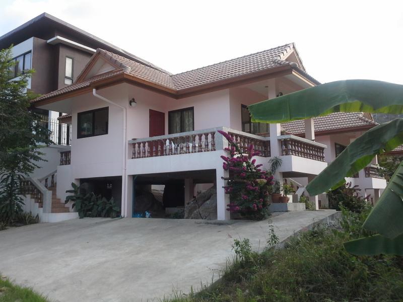 A.A House