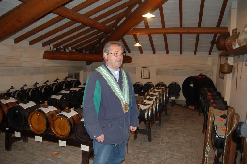 Museum of Traditional Balsamic Vinegar in Spilamberto