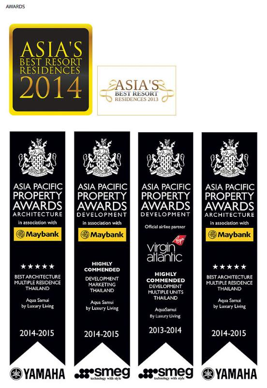 Awards Résidence