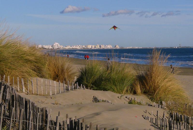 Beach - Le Petit Travers