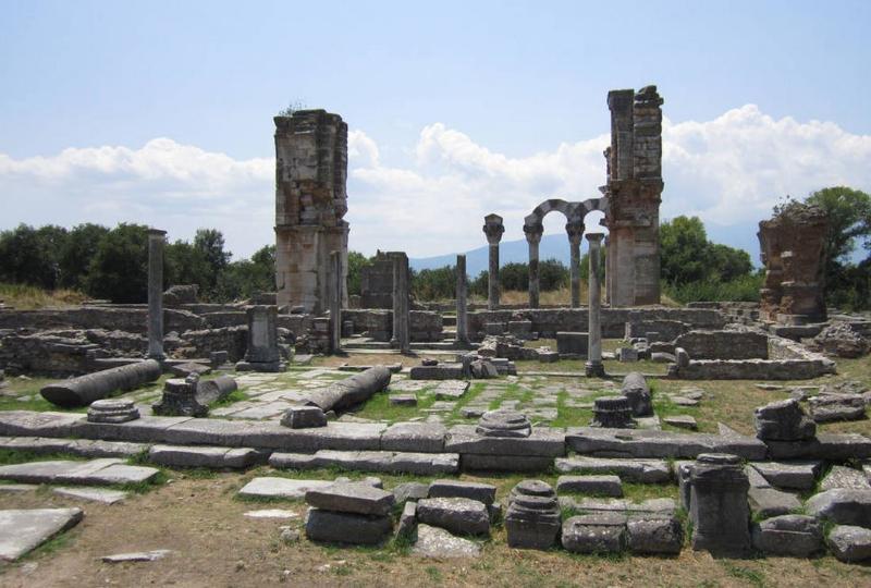 Ancient village of Philipi