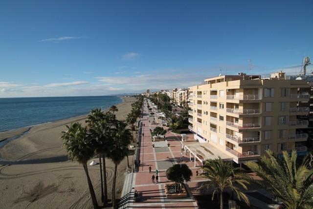 Promenade view facing west