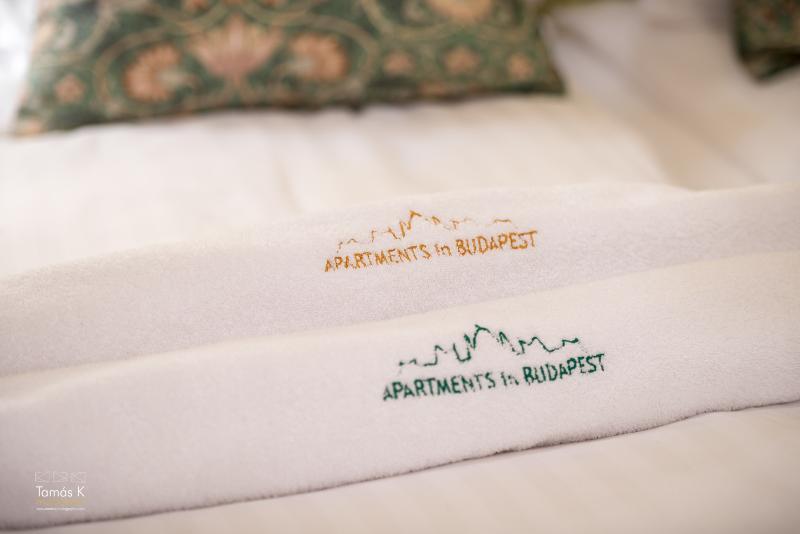 Luxe handdoeken inbegrepen