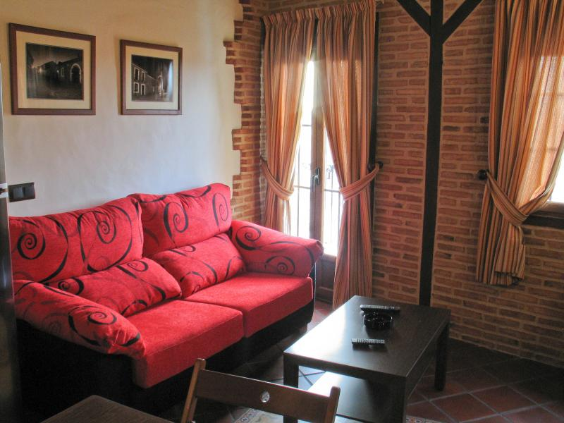 Versátil Apartamento 2, alquiler vacacional en Carcaboso