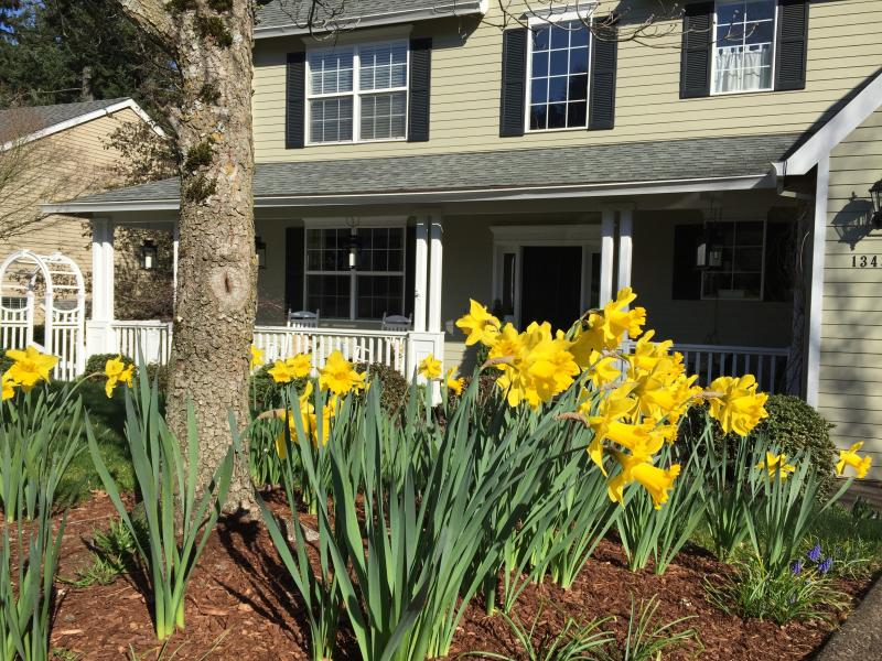 It's Spring in Portland! We invite you to come and visit.