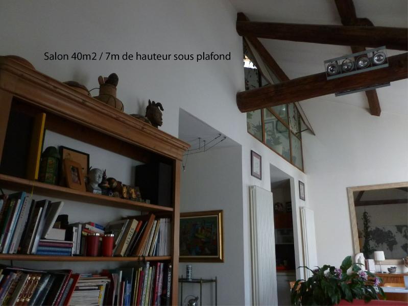Centre 110m2 duplex + Parking, vacation rental in Montpellier